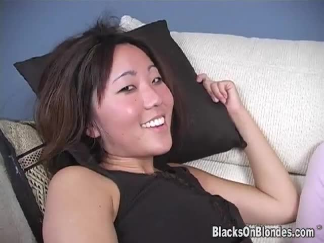 Asian First Time Swallow
