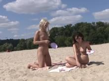 Naturist family nudist beach pics