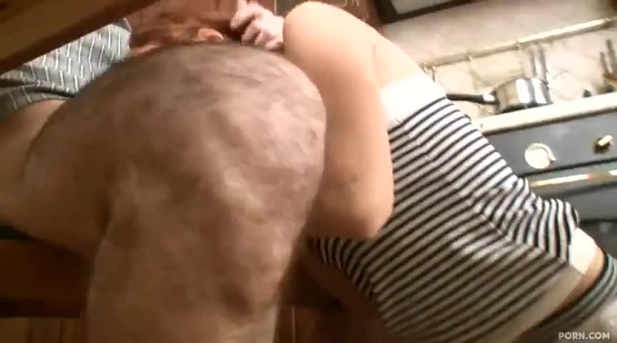 Girl tied and sexually aroused