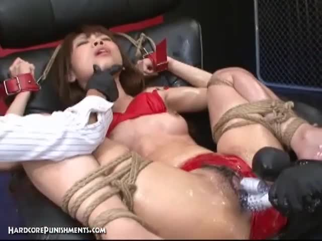 Hardcore asian bdsm