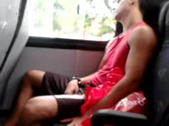 Touching Sleeping Girl On Bus Porn