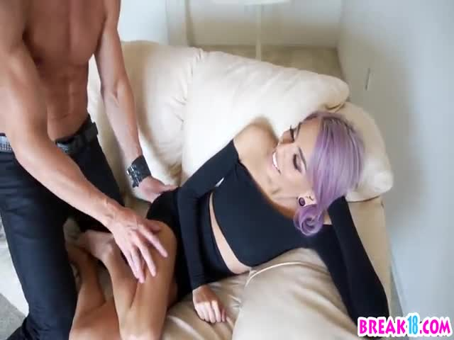 Masturburation while watching porntube hottest sex videos-8977