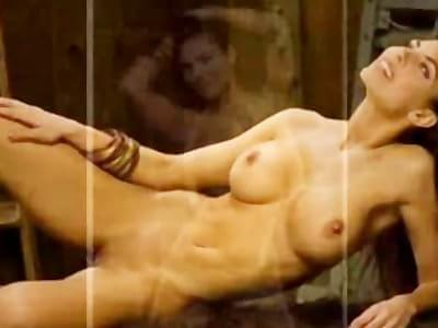 Nude only women gifs