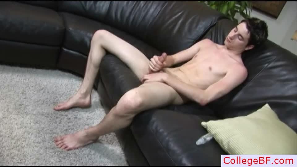 Alex Vaara Busting His Fine Nuts