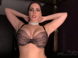 Alexandra snow nude tits