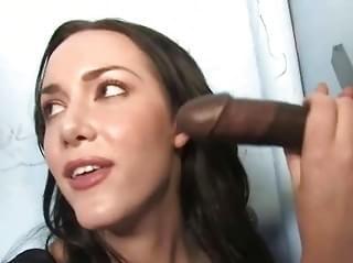 Sexy naked girl sprays gif