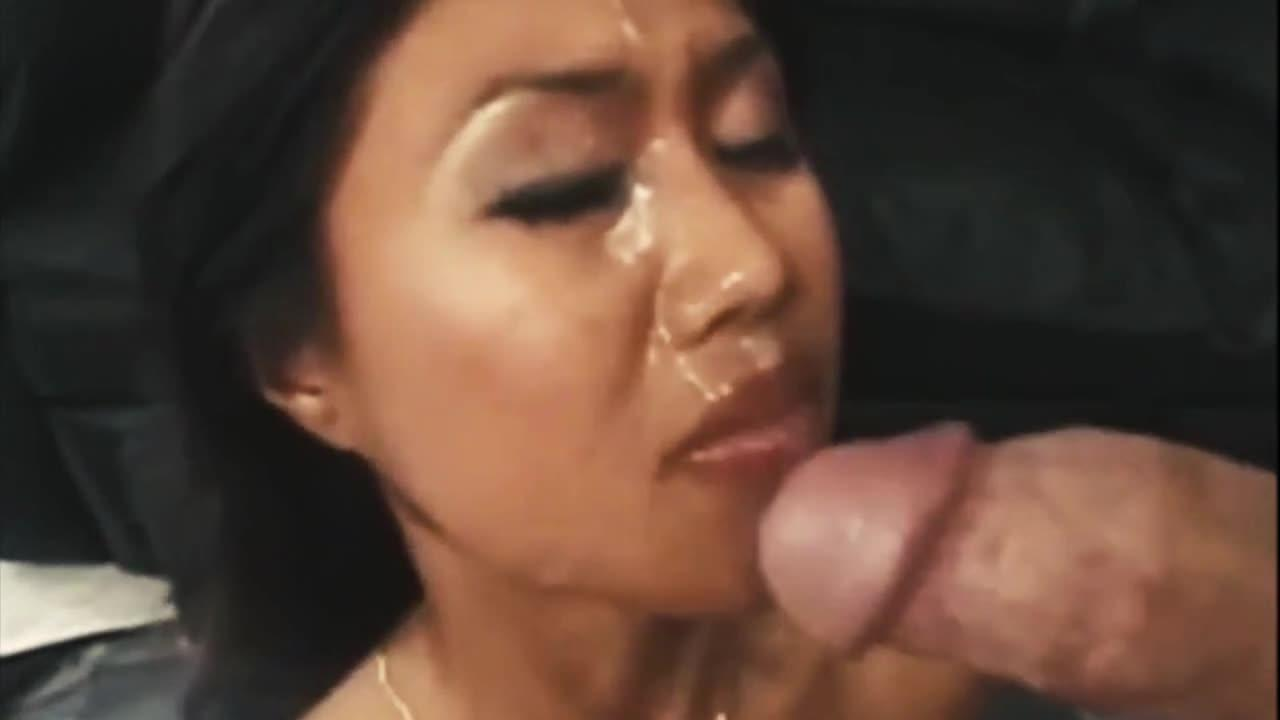 japanese facial compilation