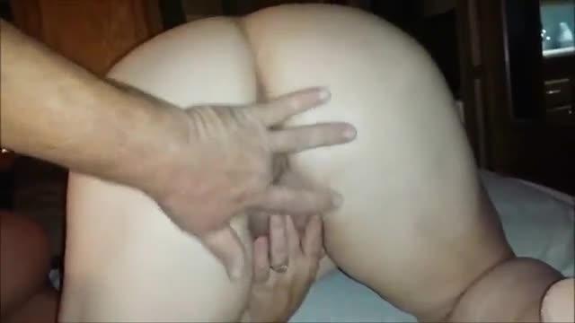 Bbw anal fingering