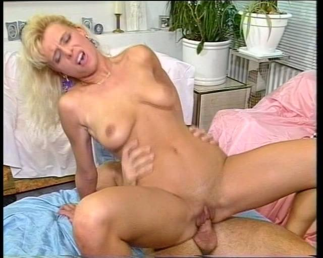blonde sex in every hole
