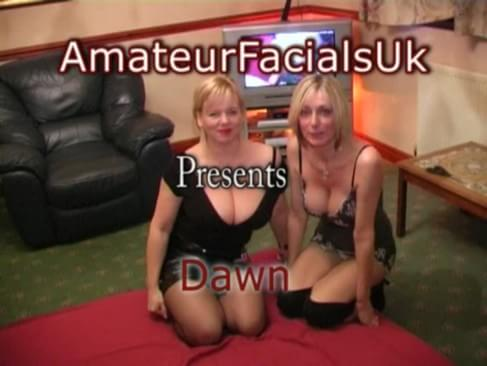 Facials dawn amateur uk