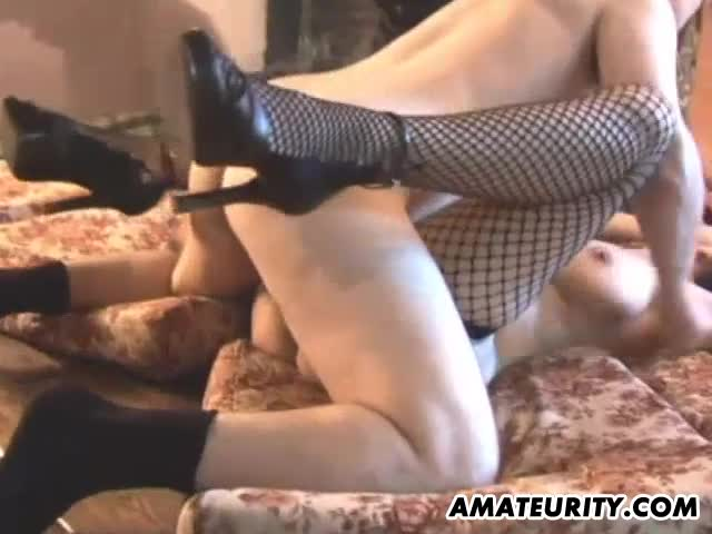 Really. Amateur homemade gangbang