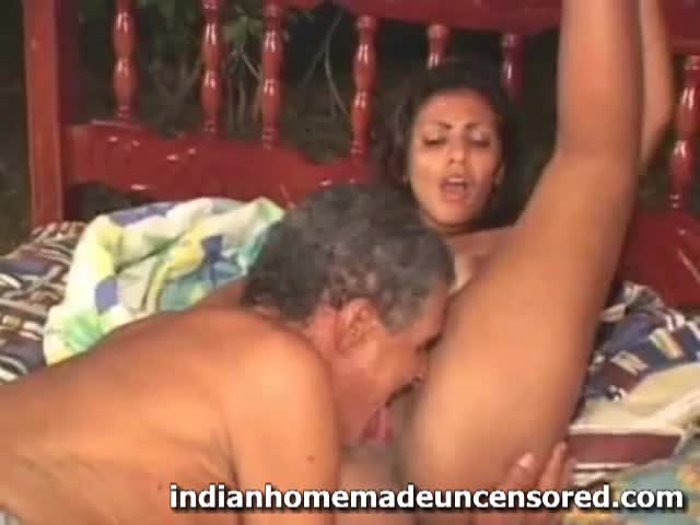 old fuck indian man