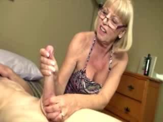 Mature Women Wanking Cocks