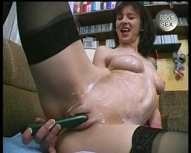 Teen wife creampie