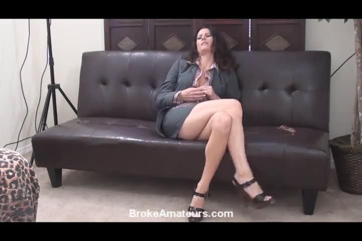 Milf cougar anal