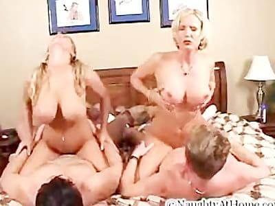 With Milf exchange tube