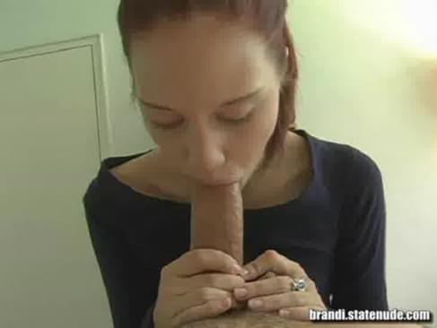 Teens sripping amateur