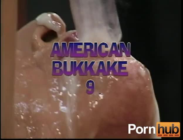 God American bukkake impossible