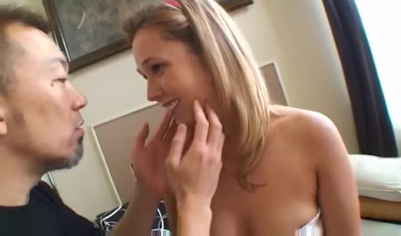 Amwf liona levi interracial with asian guy