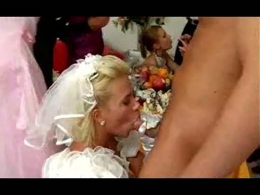 Wedding orgy videos