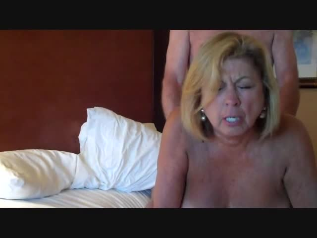 Busty mature anal porn