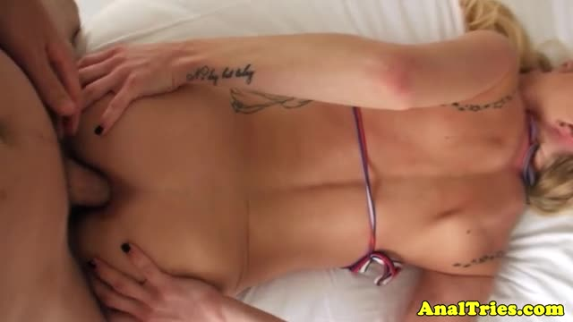 Brunette Avi Love Gets Banged On Couch