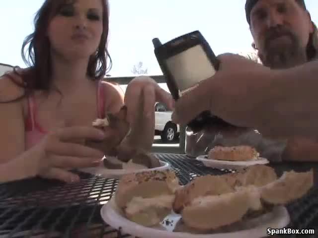 Girl and guy porno