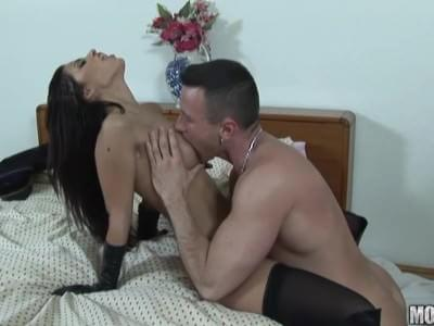 ADRIAN: Angelika Black - Ticket My Ass
