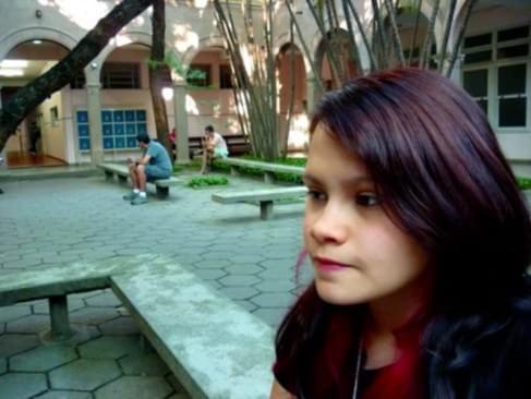 Anne Torres Estudante Novinha