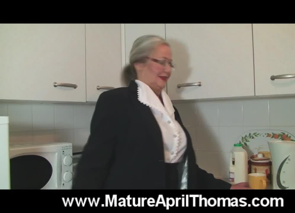 Thomas milf april mature