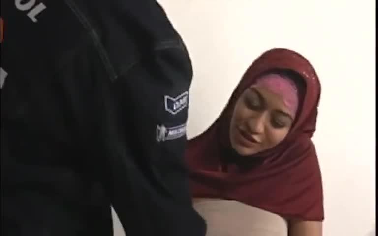 Muslim girl fucked hard