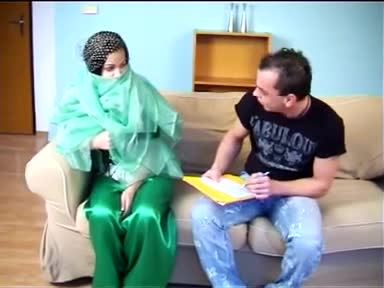 Girl fuck arab hijab