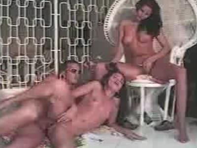Crazy gaping anal porn