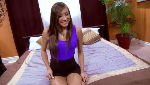 Asian cutie Arial Rose