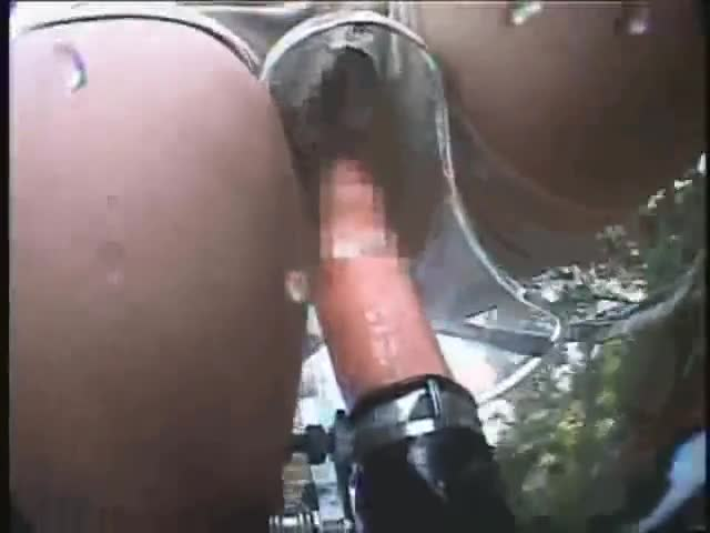 Asian dildo bike
