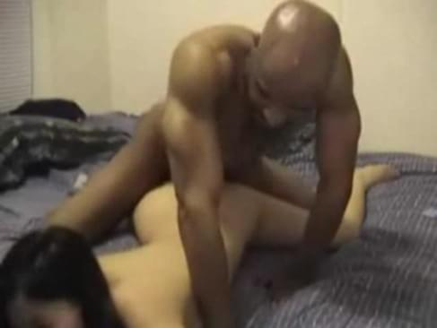 Boy using dildo