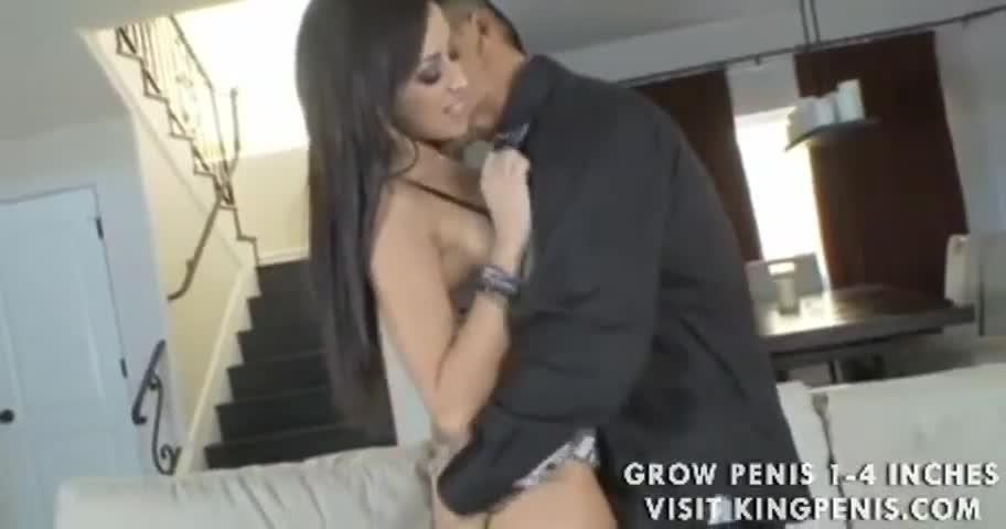 Black Guy Fucks Thick Girl