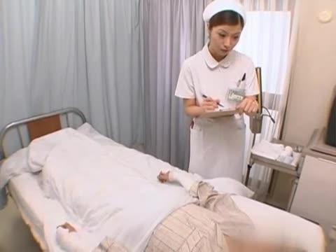 handjob Asian hurse
