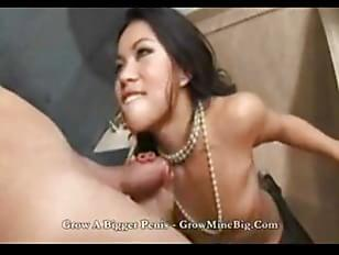 pornstar compilations Asian facials