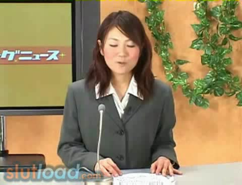Asian reporter porn want