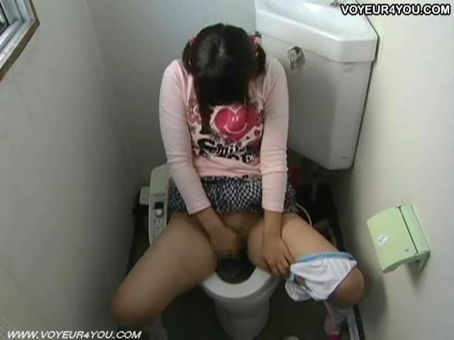 Asian Schoolgirl Voyeur