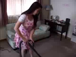 The housemaid fucking