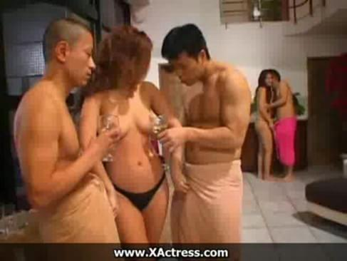 Will asian swinger couple thank for