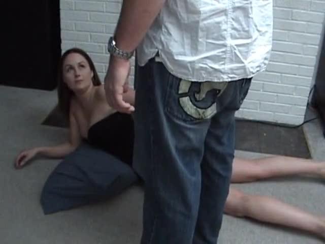 Panties with anal cork