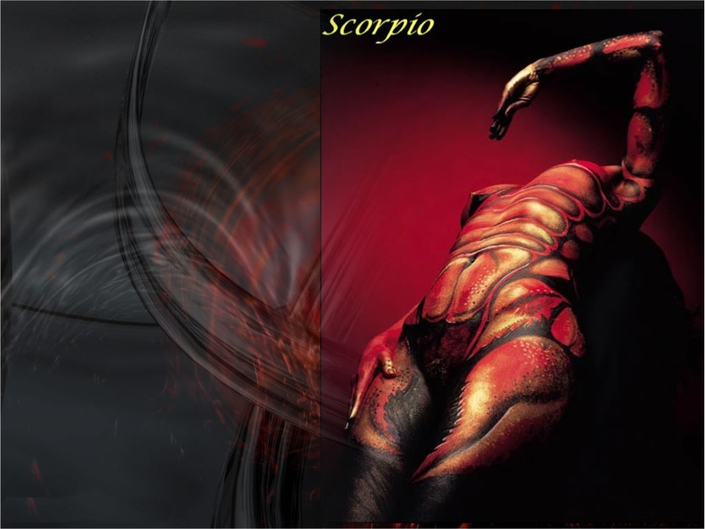 Скорпион в любви и сексе