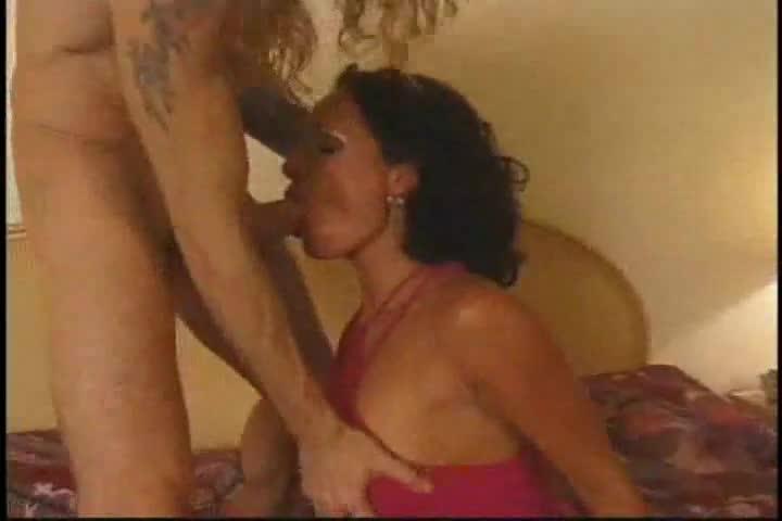 seductive ladyboy duo kiss and engulf