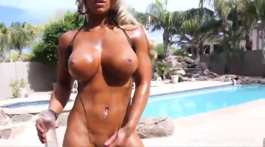 gangbang bayern model micro bikini