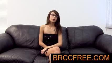 Wall mounted dildo porn
