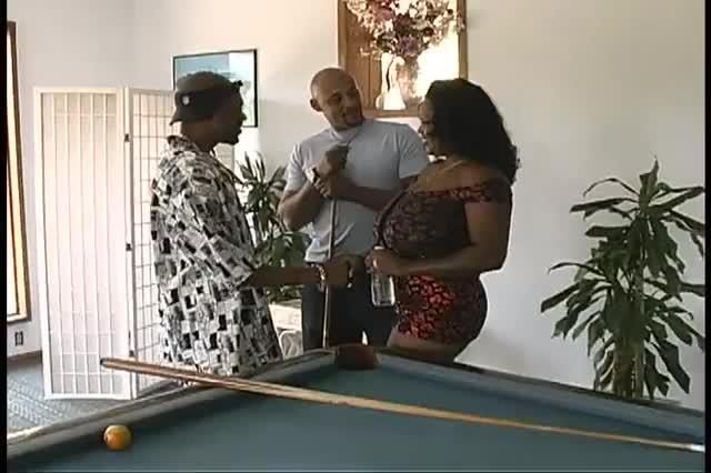 Phat Ass Ebony Gets Fucked