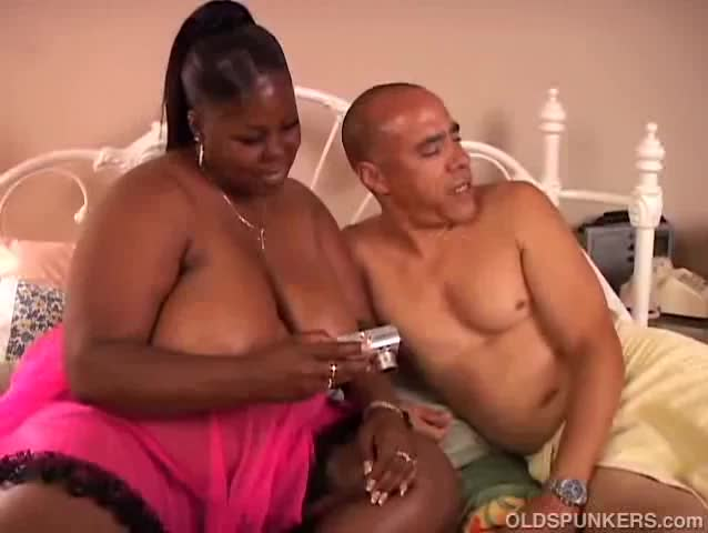 Black bbw subrina gets it hard